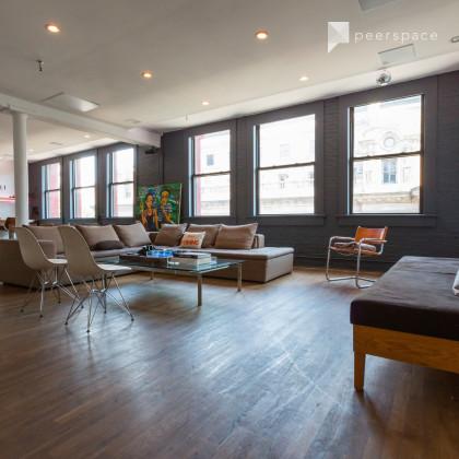 Unique Audition Spaces For Rent