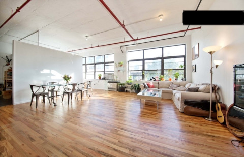 Spacious Williamsburg Loft With Lots Of Natural Light Old