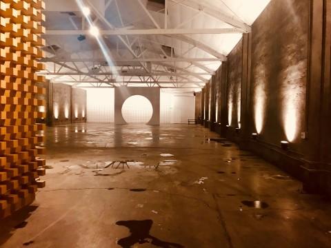 Concrete Architectural Amp Open Los Angeles Warehouse Film