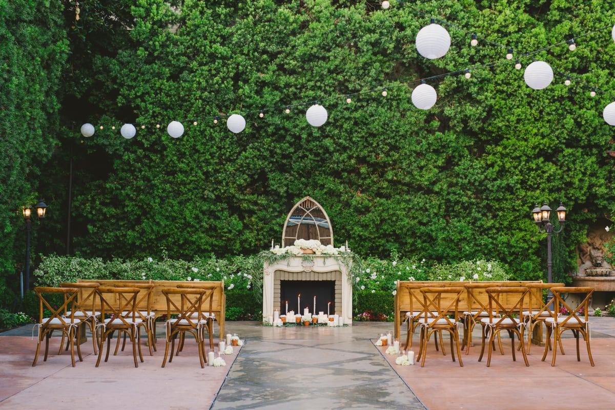 unique wedding venues for rent burbank ca