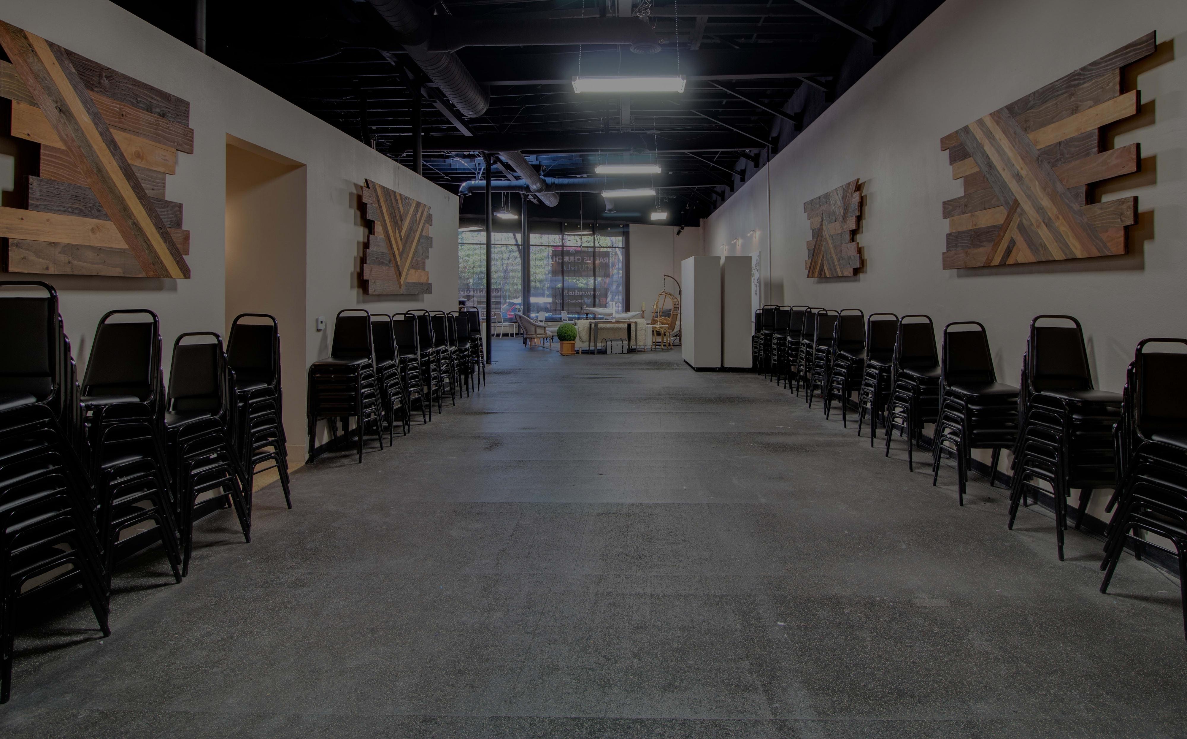 Unique meetup venues for rent