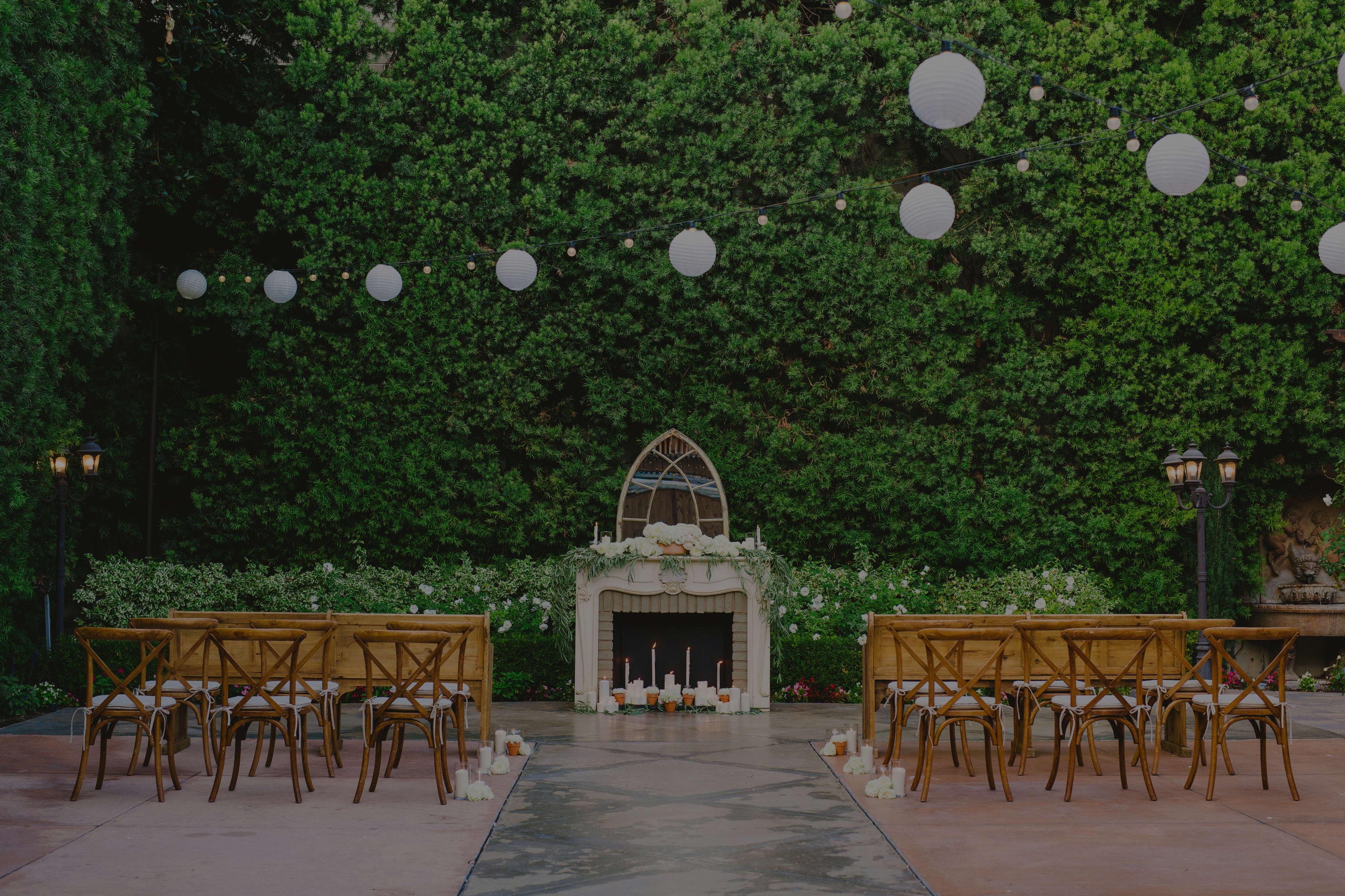Stylish Outdoor Wedding Venues Chicago Venue