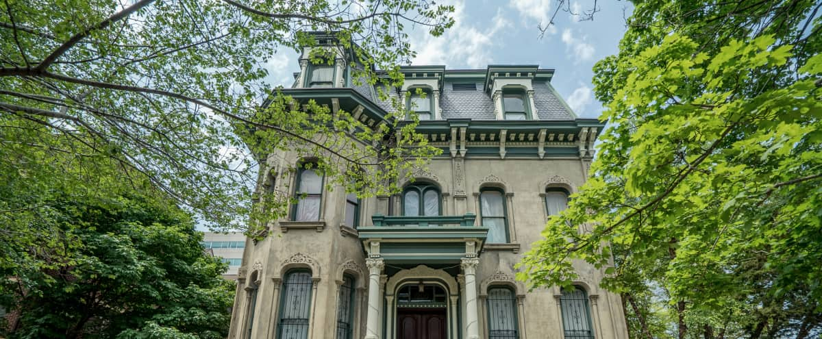 Mansion in South Loop near McCormick Place in Chicago Hero Image in Prairie District, Chicago, IL