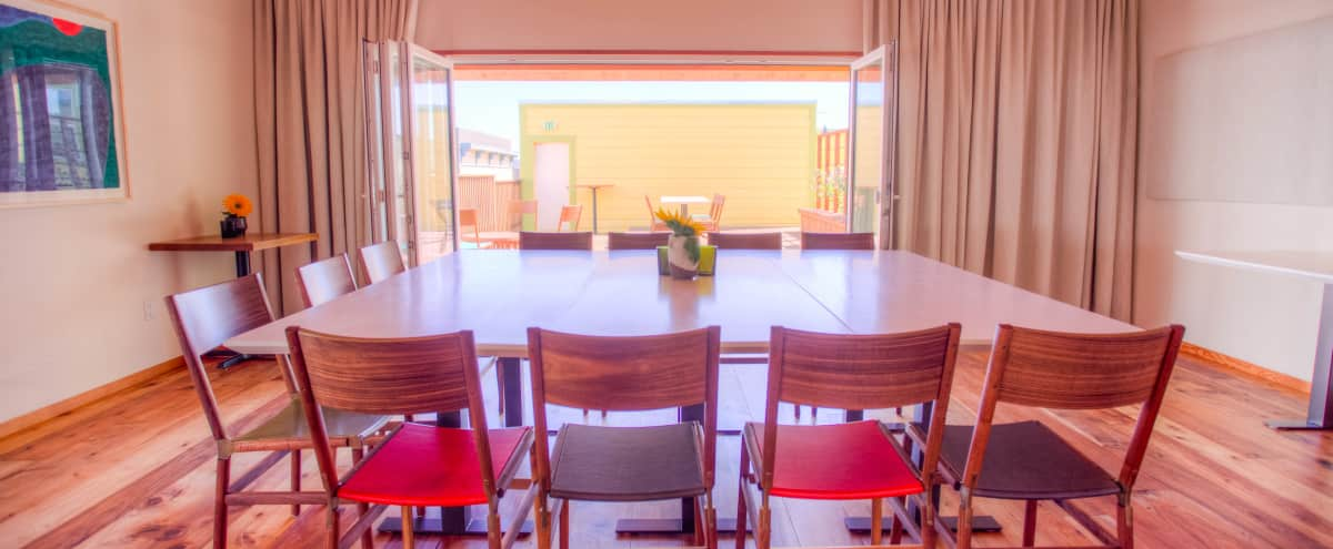 Guesthouse for Meetings and Off-site Events Hero Image in Potrero Hill, San Francisco, CA