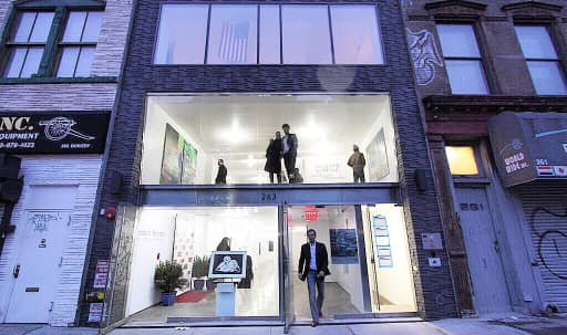 Street Level Gallery/Event/Retail PopUps - Store front on Bowery in Lower Manhattan, New York, NY | Peerspace