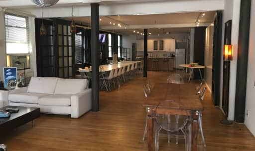 Soho Creative Boardroom & Lounge in Lower Manhattan, New York, NY | Peerspace