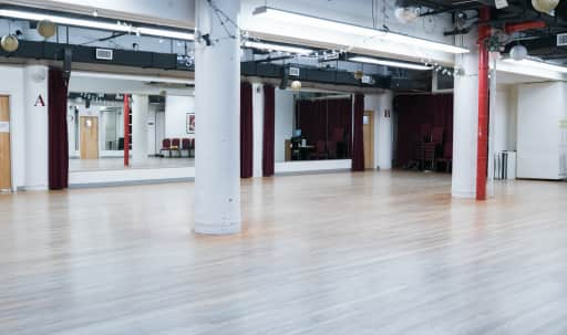 Prime Location Open Ballroom Studio for fitness, dancing, casting calls, photo shoots, meetings, lectures, etc. in Midtown, New York, NY | Peerspace