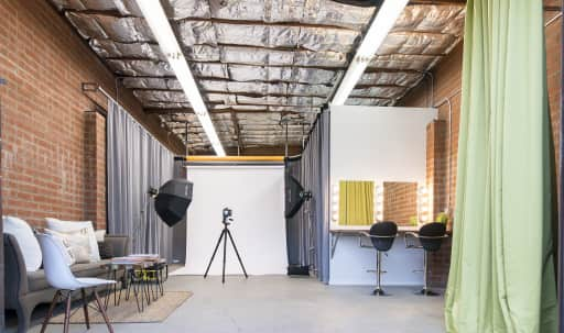 Contemporary Photo Studio w/ Natural Light & Industrial Backdrops in Pacific - Edison, Glendale, CA   Peerspace