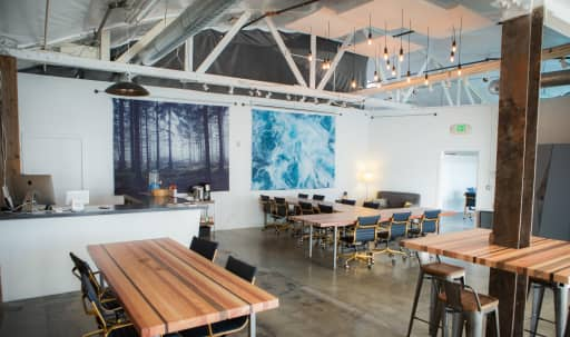 Modern & open industrial space + lounge and patio in undefined, Alameda, CA | Peerspace