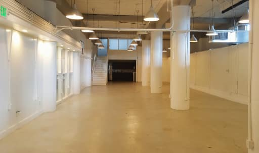 Versatile Production Space: 17ft high ceilings, 3,000 sqft, near South Park in South of Market, San Francisco, CA | Peerspace