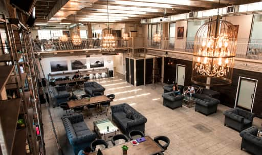 Historic Penthouse Loft and Dancehall atop the Fashion District in Central LA, Los Angeles, CA | Peerspace