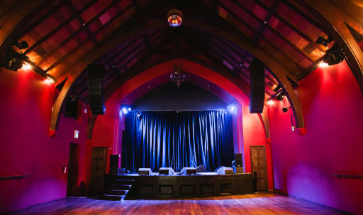 Spacious Music Venue, Mezzanine and Bar in the Mission in Mission Dolores, San Francisco, CA | Peerspace