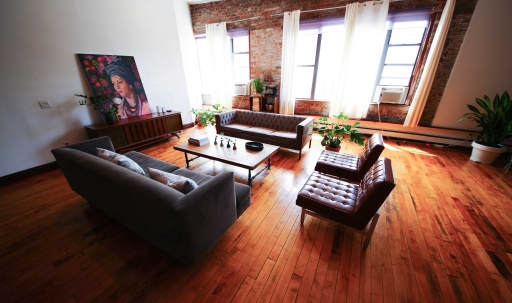 Large 2800 Sqft Furnished Loft in Clinton Hill, Brooklyn, NY | Peerspace