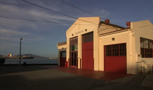 Historic Firehouse on the Water in Marina District, San Francisco, CA | Peerspace