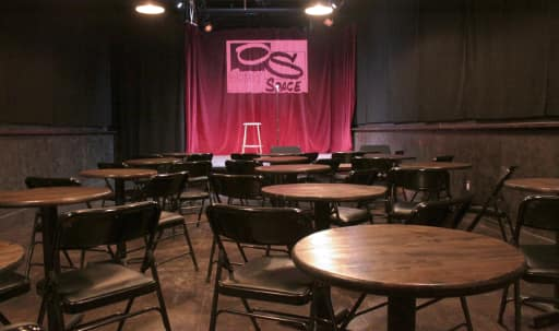 Full Service Theater attached to upscale Coffee House in Central LA, Los Angeles, CA | Peerspace