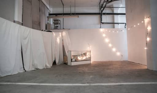Discrete Eclectic Downtown Warehouse in Historic Building in East Village, Los Angeles, CA | Peerspace