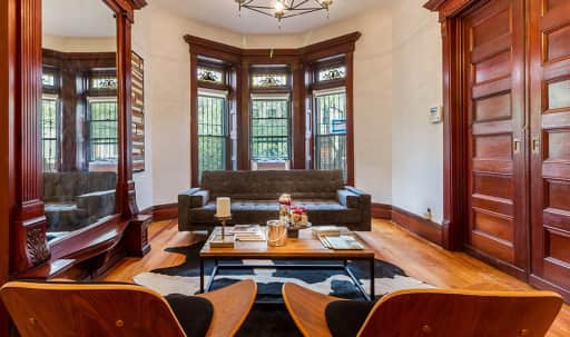 Historic Luxury Townhouse with Amazing Light and Spellbinding Details in Crown Heights, Brooklyn, NY | Peerspace