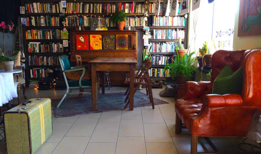 Cozy Creative Publishing Salon in Sausal Creek, Oakland, CA | Peerspace