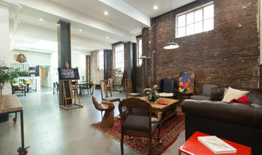 Spacious Industrial Style Mission Gallery - Full Venue Rental in Mission District, San Francisco, CA | Peerspace