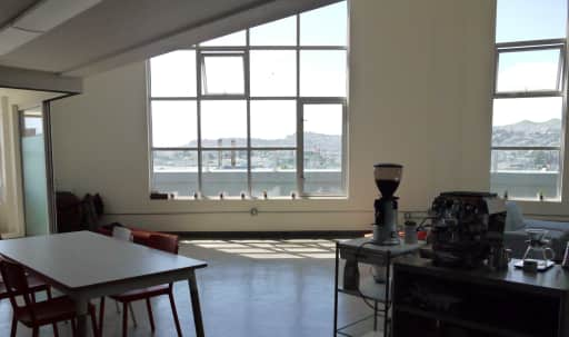 Rooftop Creative Office- Indoor/Outdoor with Emcompassing City Views in Mission District, San Francisco, CA | Peerspace