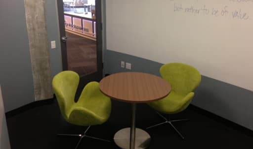 Brainstorm Room in a Modern Space with 360 Degrees of Whiteboard in Central LA, Los Angeles, CA | Peerspace