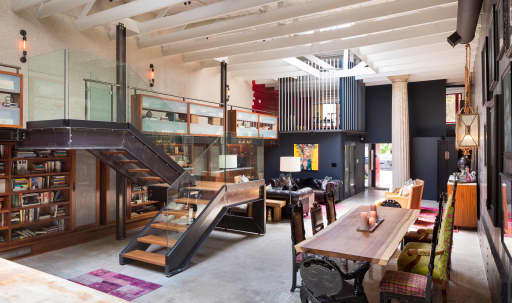 2,500 Sq. Ft Creative Offsite Loft with Outdoor Space in North of the Panhandle, San Francisco, CA | Peerspace