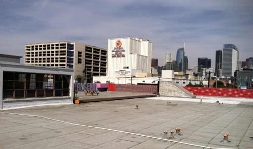 Large Private Rooftop with Office and Boardwalk in South Los Angeles, Los Angeles, CA | Peerspace