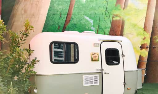 Sandy, a Cozy Camper in South of Market, San Francisco, CA | Peerspace