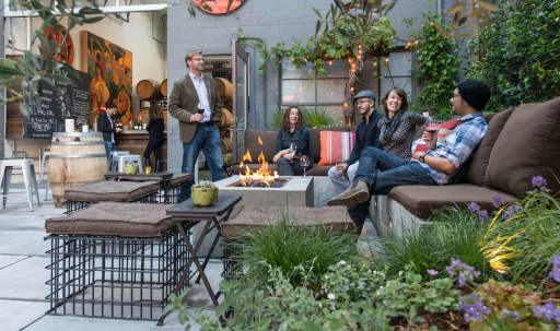 Urban Oasis in the Heart of SoMa in South Park, San Francisco, CA | Peerspace