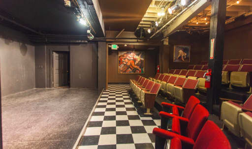 Downtown black box theater in Lower Nob Hill, San Francisco, CA | Peerspace