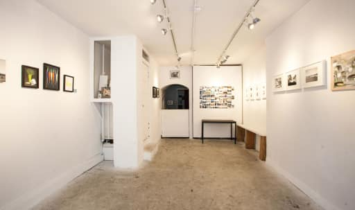 Urban Rustic Art Gallery with Great Lighting in Lower Nob Hill, San Francisco, CA | Peerspace
