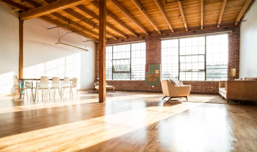 Luxurious, Spacious Loft with Natural Light and Exposed Brick in South Los Angeles, Los Angeles, CA | Peerspace