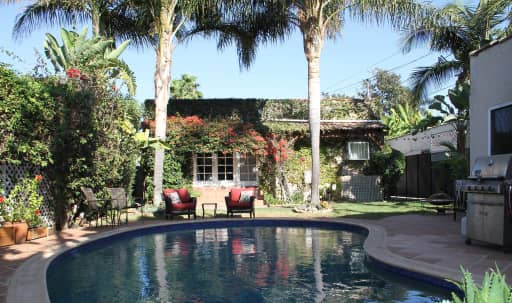 1926 Spanish House with Pool in Fantastic Hollywood Location! in Central LA, Los Angeles, CA | Peerspace