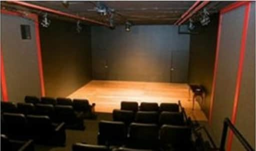Beautiful, intimate, comfortable 45 Seat theatre with a very artistic feel and aubiance. in Northeast Los Angeles, Los Angeles, CA | Peerspace