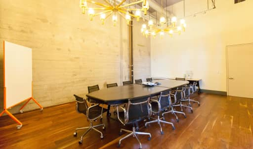 Private Industrial Boardroom in SoMa in South of Market, San Francisco, CA | Peerspace