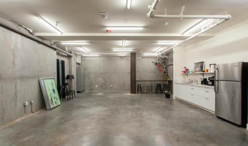 Large Modern Industrial Style Art Gallery in the Mission in Mission District, San Francisco, CA | Peerspace