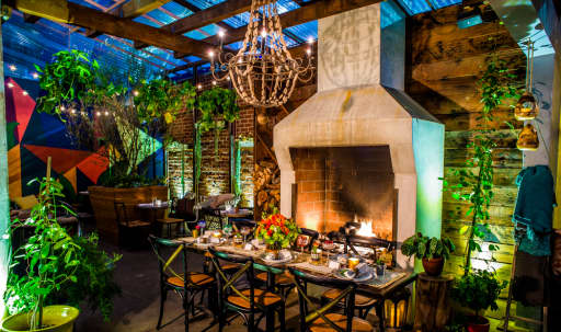 Bohemian Rustic Restaurant/ Bar/ Lounge/ Event Space/ Wedding Venue in heart of Hollywood in Hollywood, Hollywood, CA | Peerspace