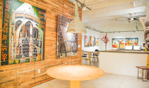 Contemporary Art Gallery with Full Kitchen in Ocean Park, Los Angeles, CA | Peerspace