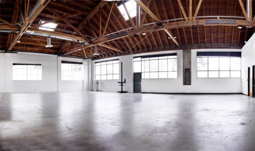 Westside Photo Studio with windows and skylights in Art District, Los Angeles, CA | Peerspace