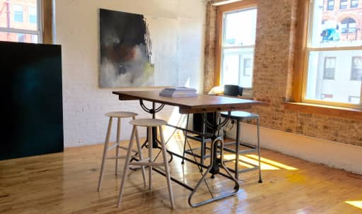 Creative Authentic Artist Loft Little Italy Secret in Lower Manhattan, New York City, NY | Peerspace