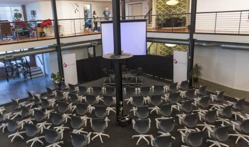 Huge, Modern Meets Industrial, Conference Room in South of Market, San Francisco, CA | Peerspace
