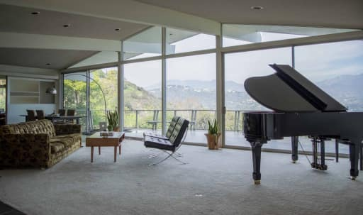 Secluded Mad Men Mid-Century Hills House With Pool in Central LA, Los Angeles, CA | Peerspace