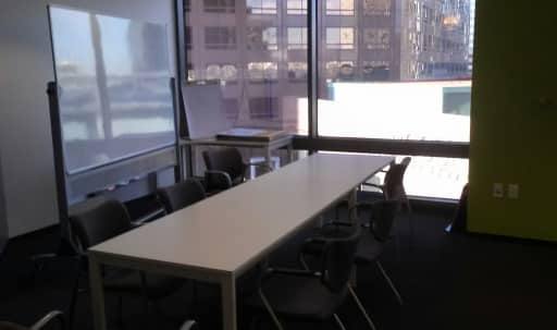 Conference Room in First Co-working Space in DTLA - BUNKER HILL in Historic Core, Los Angeles, CA | Peerspace