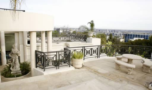 Huge rooftop with balconies and view in Central LA, los angeles, CA | Peerspace