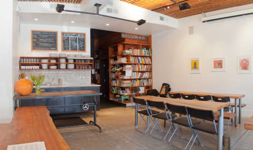 Community Cooking School and Classroom in La Lengua, San Francisco, CA | Peerspace