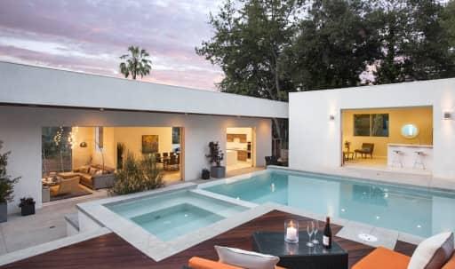 Stunning, Modern Mid-Century Vibe Open Concept, Light Drenched Beautiful Estate in Sherman Oaks, Sherman Oaks, CA | Peerspace