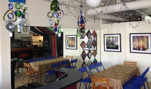 Funky Artsy Gallery, Music and Workshop Space in Ballard, Seattle, WA | Peerspace