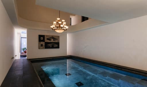 West Village Carriage House with indoor pool in Lower Manhattan, New York, NY | Peerspace