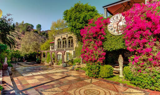 5-Acre Historic Estate off Sunset Strip in Central LA, Los Angeles, CA | Peerspace