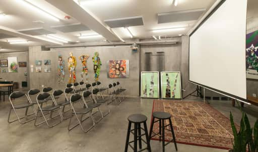 Bright, Airy Event Space (Lower Floor) within Converted Mission French Laundromat in Mission District, San Francisco, CA | Peerspace